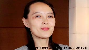Kim Yo Jong, sestra Kim Jong Una