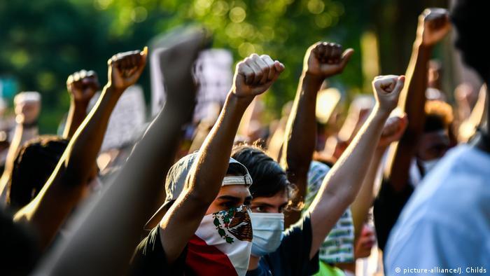 Jedan od protesta u Atlanti