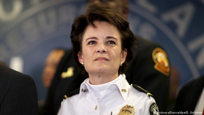 Atlantas Polizeichefin tritt nach Schuss auf Schwarzen zurück (picture-alliance/dpa/D. Goldman)