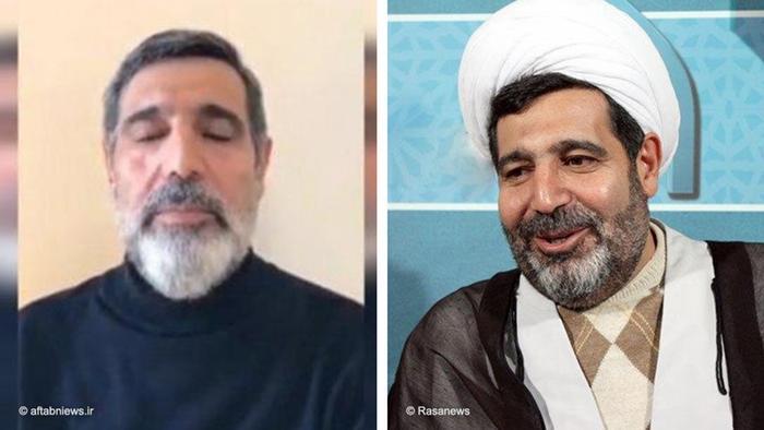 غلامرضا منصوری، دادرس و یکی از متهمان پرونده فساد اکبر طبری