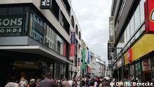 Deutschland Köln | Coronavirus | Innenstadt