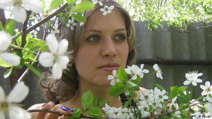 Leihmutter aus der Ukraine Alina Stachorsjka NEU (Privat)