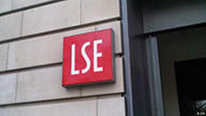 Logo der London School of Economics
