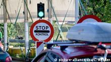 Coronavirus - Aufhebung der Reisewarnung - Grenze zu Dänemark