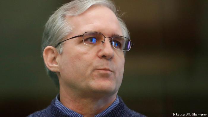 Американец Пол Уилан, приговоренный в России к 16 годам тюрьмы по обвинению в шпионаже