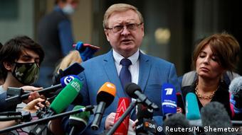 Адвокат Владимир Жеребенков
