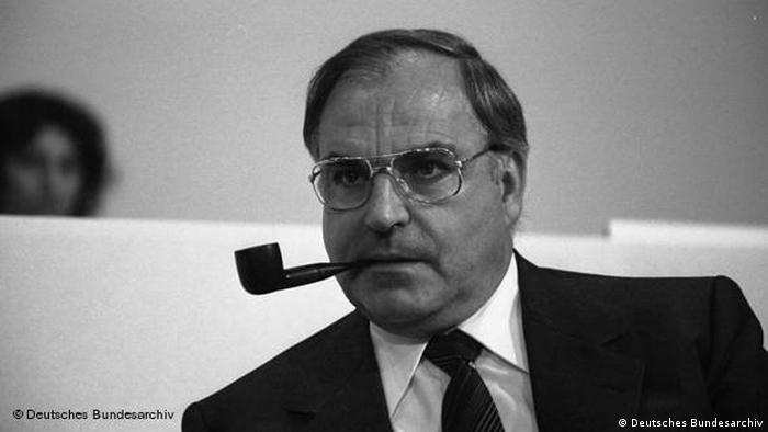 Helmut Kohl CDU-Bundesparteitag Ludwigshafen (Deutsches Bundesarchiv)