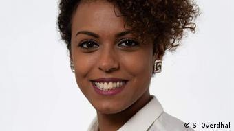 Deutschland Berlin | DW Journalistin | Wafaa Albadry