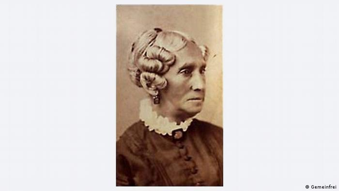 Portrait von Maria W. Stewart (1803-1879) (Gemeinfrei)