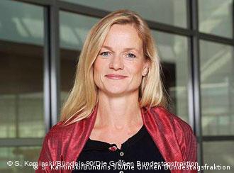 Viola von Cramon, Mitglied des Deutschen Bundestages (Foto: Bündnis90/Die Grünen)