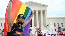 USA | Oberster Gerichtshof | LGBT-Arbeitnehmer