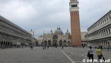 Italien Venedig | Coronavirus | Tourismus (DW/M. Strauß)