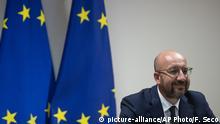 Belgien Brüssel | EU-Ratspräsidenten | Charles Michel