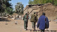 Mali I Symbolbild I Lage in Diabaly