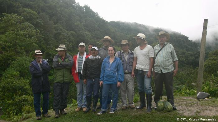 La Fundación Ecohabitats apoya la creación de areas protegidas.
