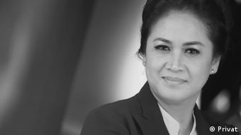 Indonesien, Jakarta I Connie Rahakundini Bakrie