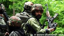 Indische Soldaten