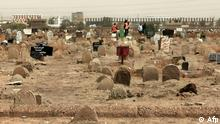 Massengrab im Sudan entdeckt