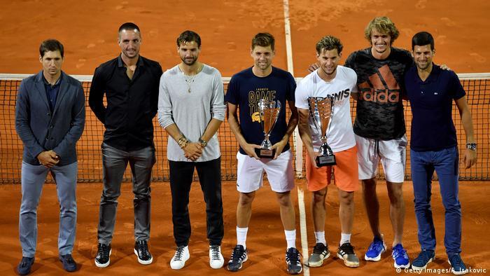 Tennis Adria - Tour