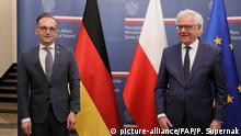 Bundesaußenminister Maas besucht Polen