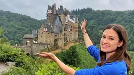 Meet the Germans, castles (DW)