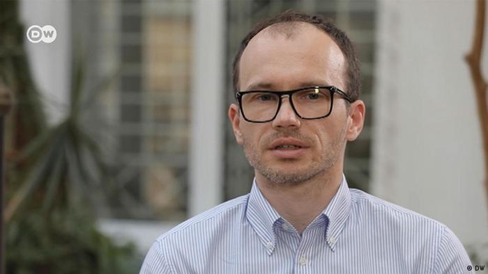 Міністр юстиції України Денис Малюська