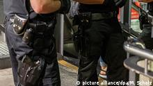 Polizei Schusswaffen