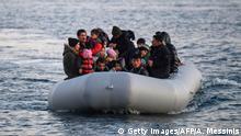 Griechenland/Eu Konflikt in der Flüchtlingspolitik