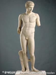Скульптура из прошлого