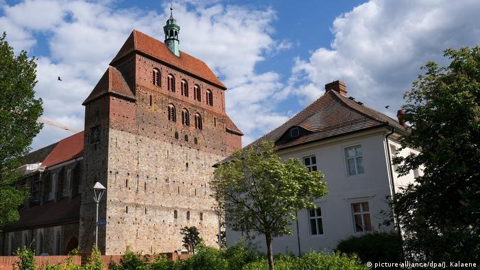 Dom St. Marien zu Havelberg (picture-alliance/dpa/J. Kalaene)