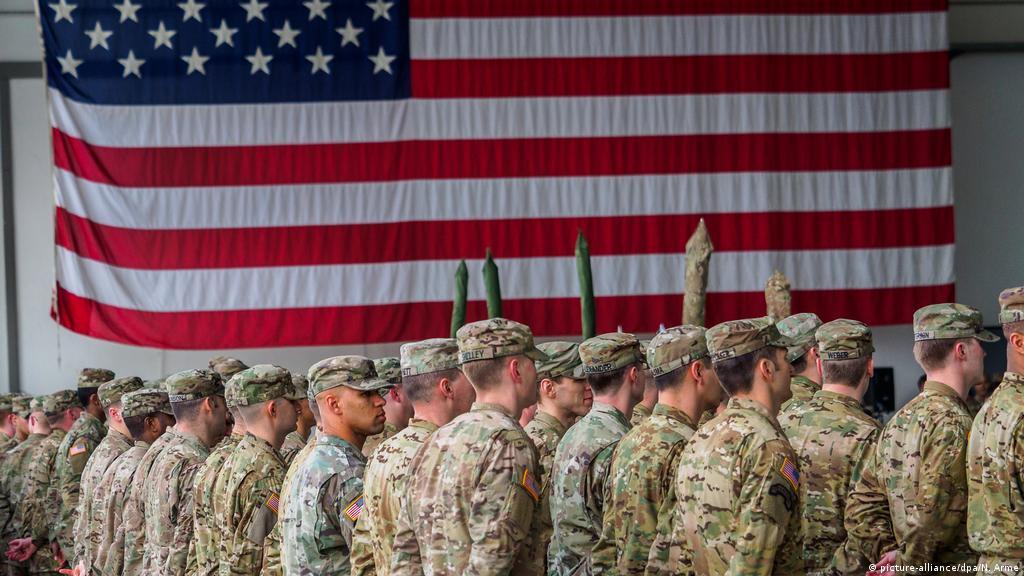 amerikanische soldaten kennenlernen