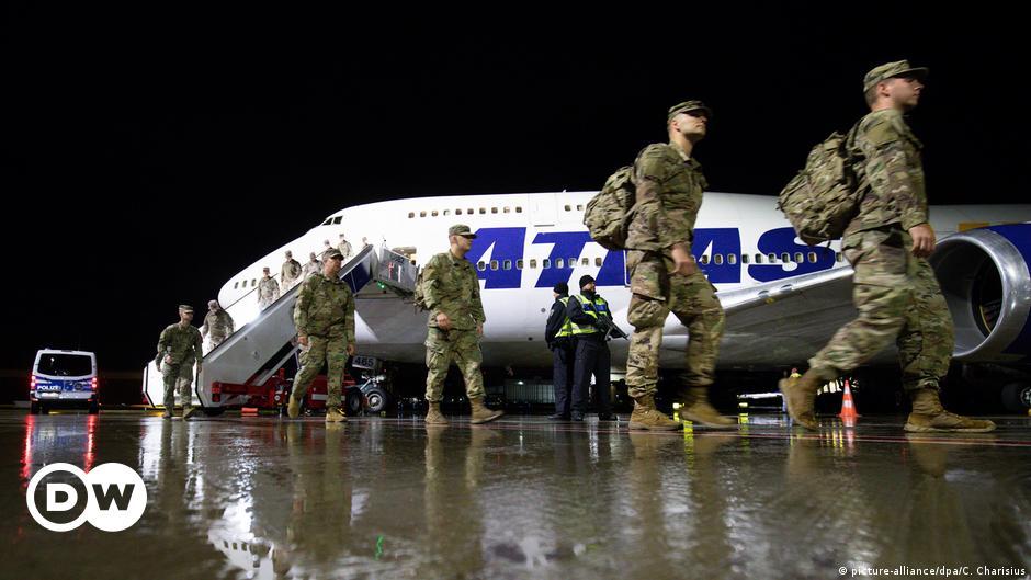 Die NATO übt die Verteidigung Europas