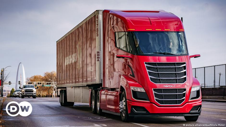 US electric truck disrupter returns to the road
