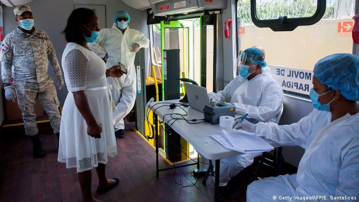 Dominikanische Republik | Coronavirus | Testung