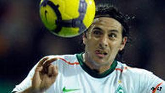 Bremens Claudio Pizarro (Foto: AP)