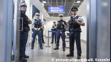Deutschland Frankfurt | Flughafenpolizei | Flughafen Frankfurt