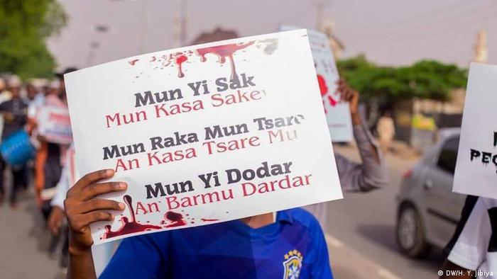 Nigeria Katsina Sicherheit