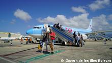 Mallorca - Ankunft der ersten deutschen Touristen