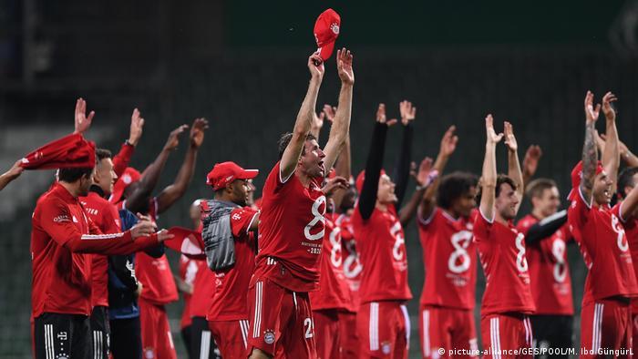Bayern é campeão alemão pela oitava vez seguida | Leia as ...