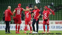 1. Bundesliga | FC Bayern Meisterschaft | Jubel