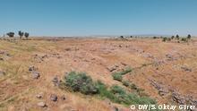 Türkei Erosion | Trockene Landschaft in Südostanatolien
