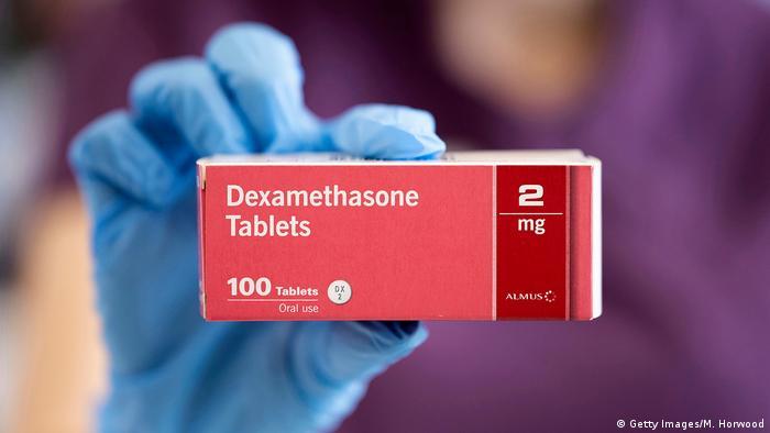 Упаковка таблеток Дексаметазона