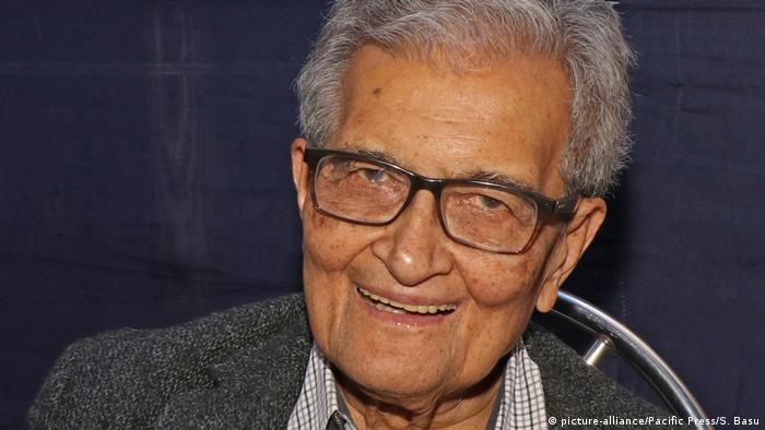Amartya Sen 25 bin euro ödül alacak