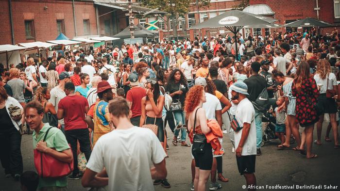 African Food Festival Berlin