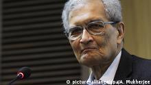 Indien Neu Delhi | Thema: Friedenspreis des Deutschen Buchhandels 2020 - Amartya Sen