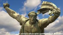 Ungarn Budapest | Denkmal der Räterepublik, Szoborpark