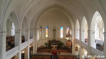 В лютеранском соборе в Москве
