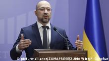 Ukraine Premierminister Denys Shmygal