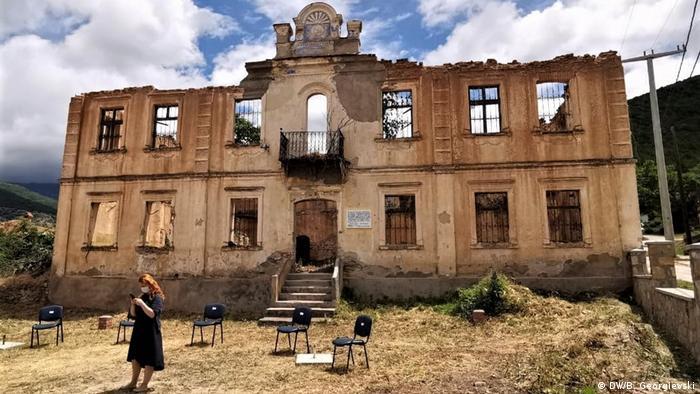 Βόρεια Μακεδονία | Σχολείο στο Λιουμπόινο