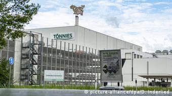 Εγκαταστάσεις της εταιρίας Tönnies
